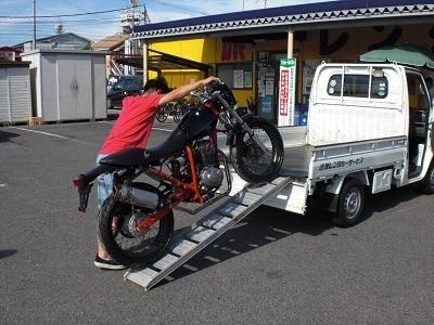 バイク車載セット