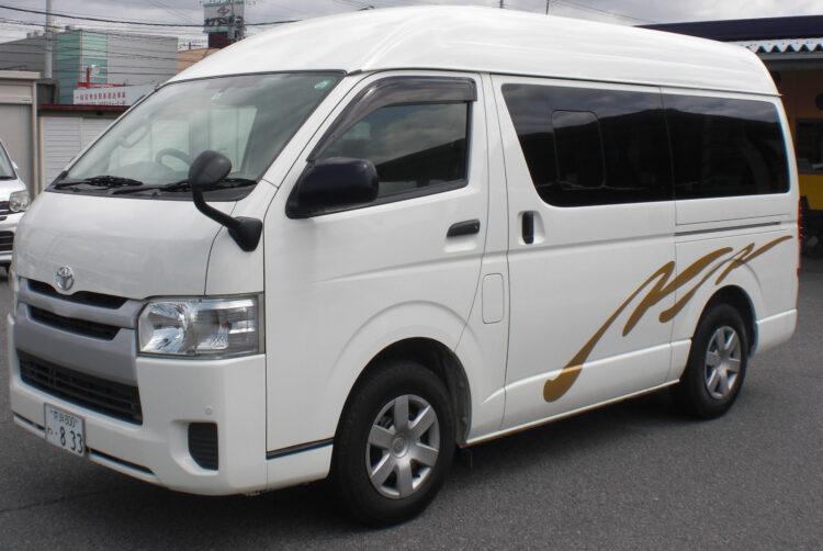 トヨタ キャンピングカー
